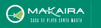 Apartamentos de lujo frente al mar en la ciudad de Santa Marta.